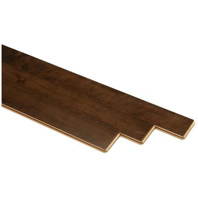 Maple Hardwood Flooring - Charcoal