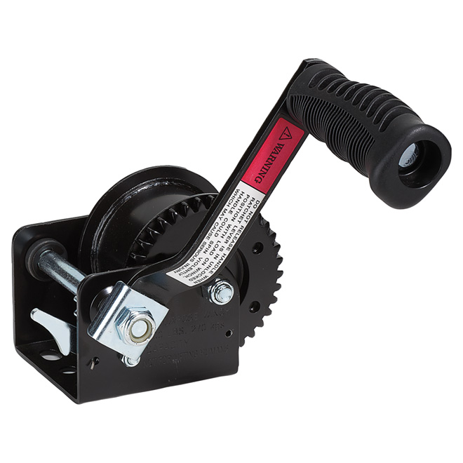 DYNALINE General-Purpose Hand Winch - 600 lb 11300 | RONA