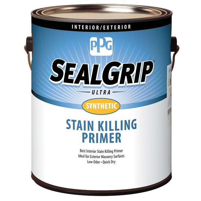 Stain Killing Primer for Interior/Exterior - 3.78 L