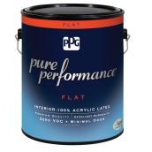 Interior Latex Paint - Deeptone Base - Flat - 946 ml