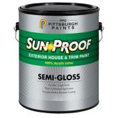 Exterior Acrylic Latex - Super White - Semi-Gloss - 3.78 L