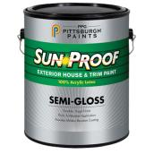 Exterior Acrylic Latex - Super White - Semi-Gloss - 946 ml