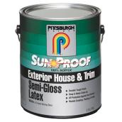 Exterior Acrylic Latex - Midtone Base - Semi-Gloss - 3.78 L