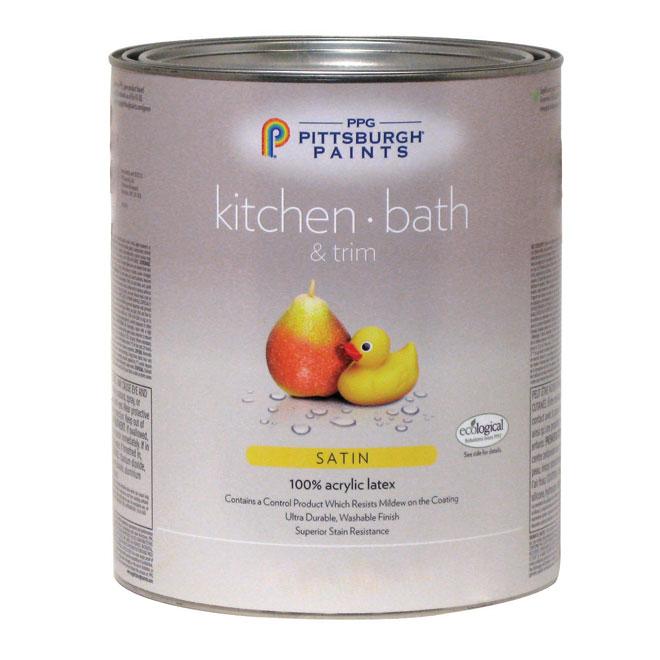 Kitchen/Bathroom Latex  - Ultra Deep Base - Satin - 946 ml 19-440C/04