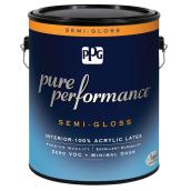 Interior Paint/Primer-Latex -Midtone Base -Semi-Gloss -946ml