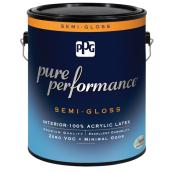 Interior Paint/Primer -Latex -Deep Base - Semi-Gloss - 3.78L