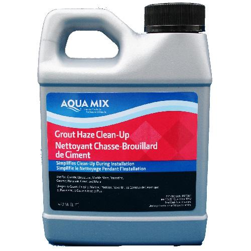 Grout Haze Clean-Up