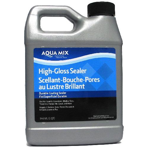 Dupont High Gloss Sealer: AQUAMIX Sealer - High-Gloss Sealer C100726-4