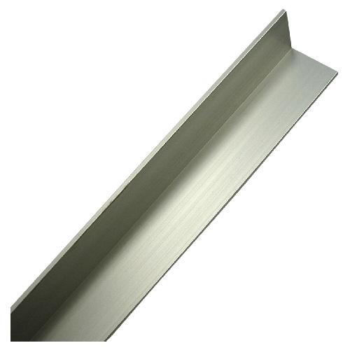 "Angle Bar - Anodized Extruded Aluminum - 1/16"" x 1"" x 36"""