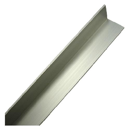 "Angle Bar - 3/4"" x 48"" x 1/16"" - Anodized Aluminum"