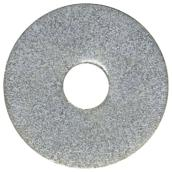 """Rondelle pare-choc en acier, 5/16"""" x 1 1/4"""", boîte de 50, zinc"""