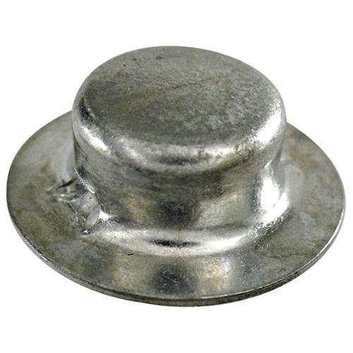Écrou à pression en acier, 3/8'', boite de 50
