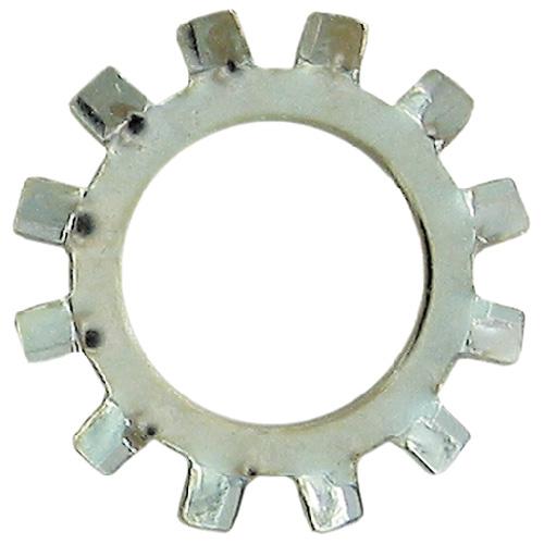 Rondelle d'arrêt à dents externe