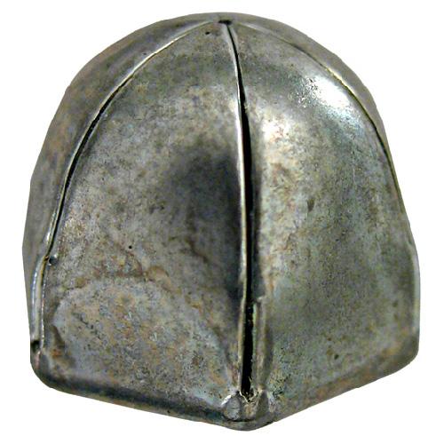 "Acorn Nut - Closed - 9/64"" - 50/Box - Steel"