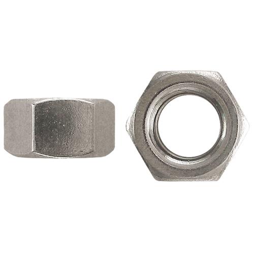 "Écrous hexagonaux en acier inoxydable, 1/4""-20, boîte de 50"
