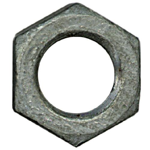 """Écrous en acier galvanisé, grade 2, 1/4""""-20, boîte de 50"""