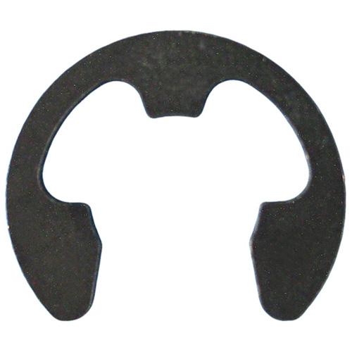 Precision E-clip Retainers - 1/2 - Box of 12 268-522