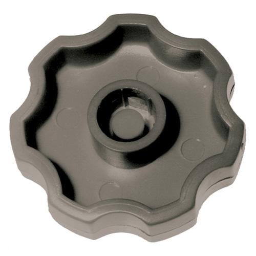 """Écrous de serrage, 1/4"""", noir, boîte de 5"""