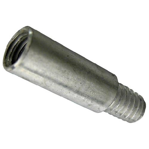 """Rallonge pour vis de reliure, aluminium, 1/2"""", 100/boîte"""