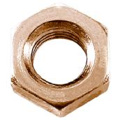 Écrou hexagonal métrique, M10, 12/bte, zinc