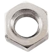 Hex Nuts for Machine Screws - #8-32 - Pack of 8 - SS