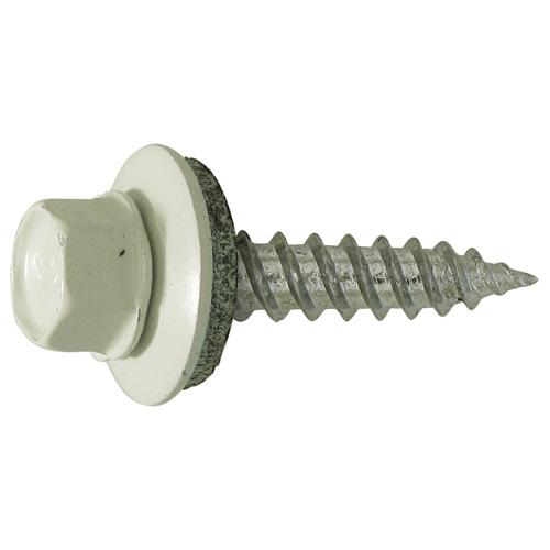 10x2 Hex Head Sheet Metal Screws Neoprene Washer 25 Roofing screws