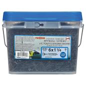 Drywall Screws - Coarse Thread - 8000/Box