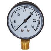 Pool Pressure Gauge