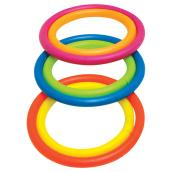 Set of 6 Weighted Pool Rings