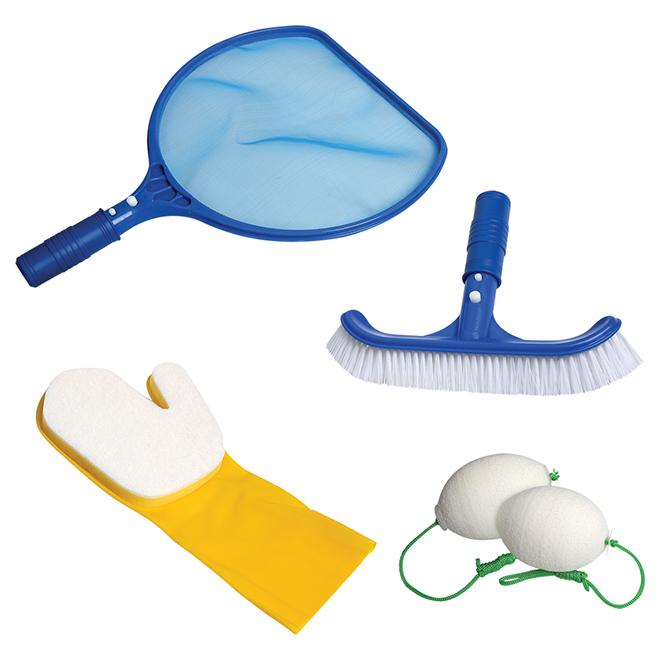 Outils de nettoyage pour spa, 4 pièces