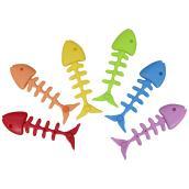 Figurines de plongée pour piscine Arêtes de poisson, variété