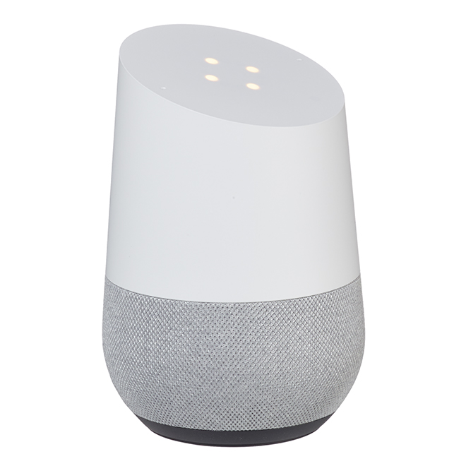 Google Home - Smart Speaker - White/Grey