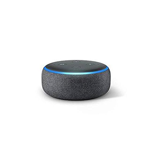 Haut-parleur intelligent Amazon Echo Dot, 3e génération