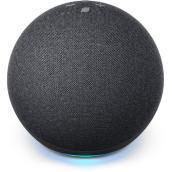 Haut-parleur intelligent Amazon Echo Dot 4e génération, charbon