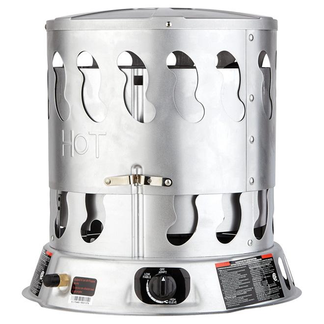 Portable Propane Heater - 30,000 to 80,000 BTU