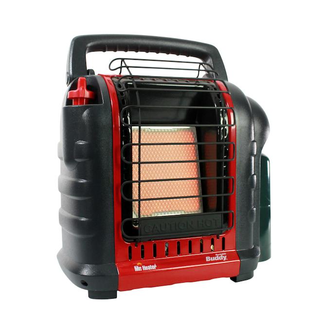 Chaufferette portative Mr. Heater au propane 4000-9000 BTU