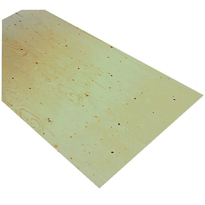 "PWF Treated Plywood - 3/4"" x 4' x 8'"