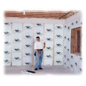 "Rigid Insulation Panel, R10, 2"" x 2' x 8'"