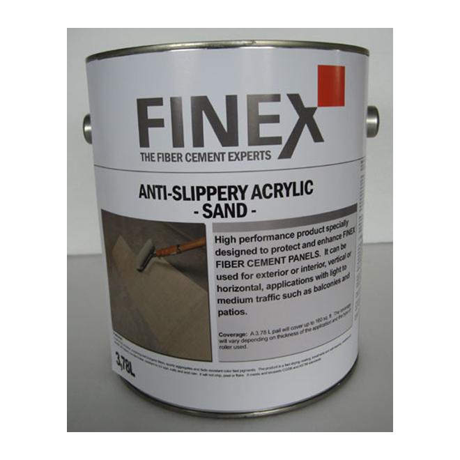 ANTI-SLIPPERY FINE
