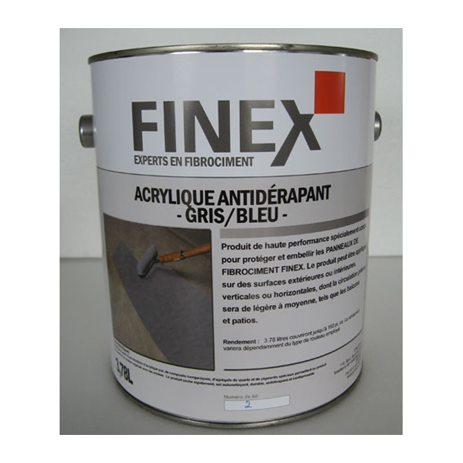 ANTIDÉRAPANT FINEX