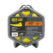 Shakespeare - Ugly Line Tri-Edge Trimmer Line - 0.095-in x 125-ft