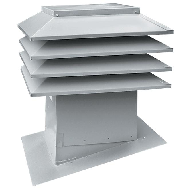 Roof Ventilator (12 in x 12 in)