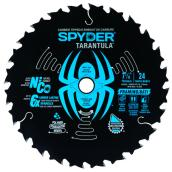 Spyder Carbide Saw Blade - 7.25-in - 24 Teeth