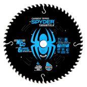 Spyder Tarantula Circular Saw Tungsten Carbide Blade - 7.25-in 60 Teeth