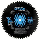 Spyder Fine Cut Miter Saw Blade in Tungsten Carbide - 10-in 60 Teeth