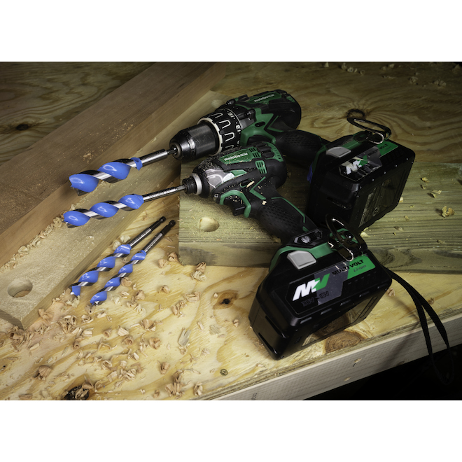 Spyder Stinger HSS Drill Bit 4-Piece Set