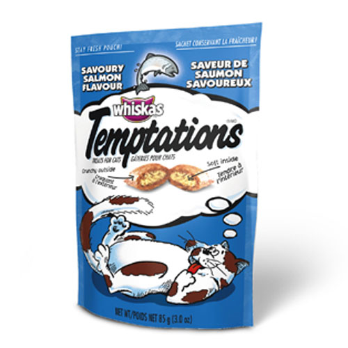 Cat Snack - 85 g - Salmon Flavor