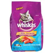 """Whiskas"" Dry Cat Food - 4 kg"