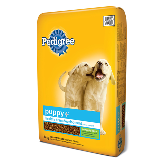 Puppy Food - 12lbs