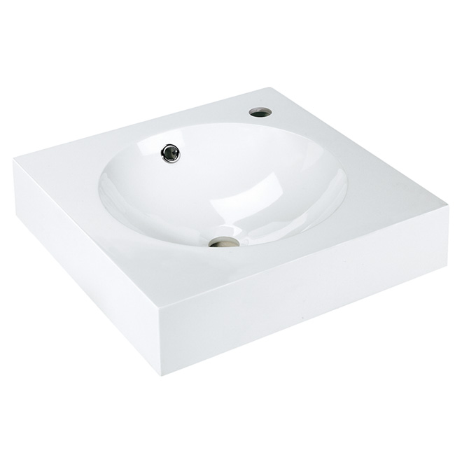 Dessus de meuble-lavabo « Relax » -  18 x 18 po